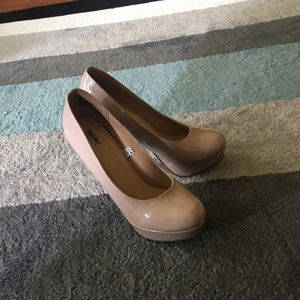 Mossimo Light pink heels